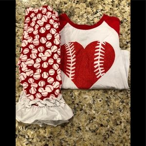 Other - Softball outfit